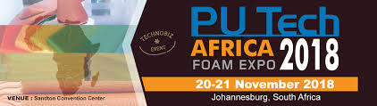 SAIP EQUIPMENT ti invita a PU TECH AFRICA 2018